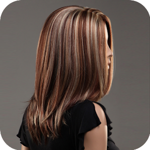 Hair highlight color videos android apps on google play hair highlight color videos pmusecretfo Image collections
