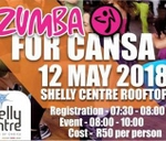 Zumbathon For Cansa : Shelly Centre