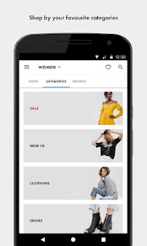 ASOS APK screenshot thumbnail 3