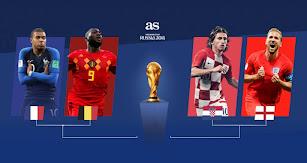 Dos partidos que valen un Mundial.