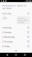Screenshot of HabitBull - Habit Tracker