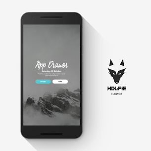 Wolfie for KWGT v2018.Dec.01.07 [Paid] APK 4