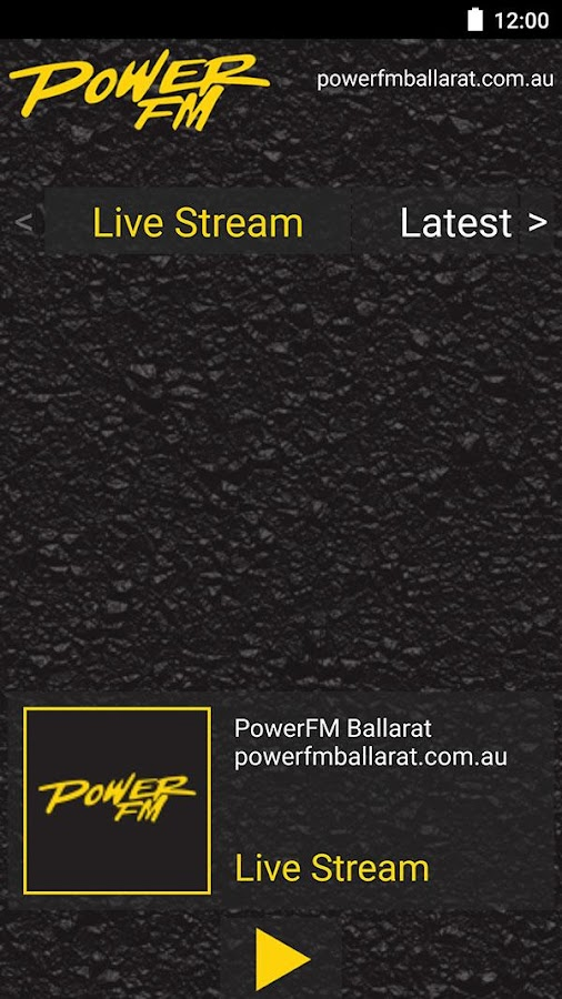 Power FM Ballarat- screenshot