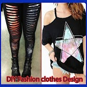 DIY Fashion clothes Design