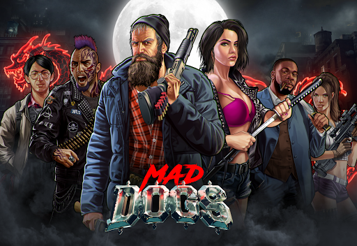 Mad Dogs u2013 18+ Aggressive RPG Rival Gang Wars 1.0.1643 de.gamequotes.net 1