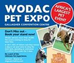 Adora-Bull at Wodac : Gallagher Convention Centre