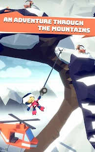 ApkMod1.Com Hang Line: Mountain Climber + (Gold use is not anti-growth) for Android Action Game