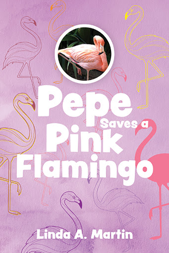 Pepe Saves a Pink Flamingo cover