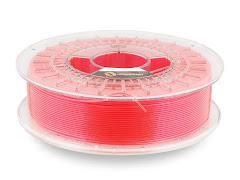 Fillamentum Neon Pink Transparent CPE HG100 Filament - 1.75mm (0.75kg)