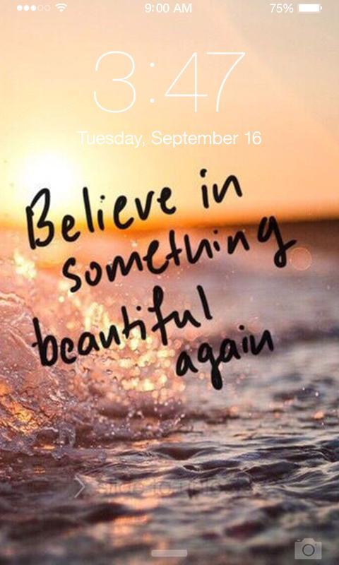 Motivational Quotes Wallpapers Screenshot