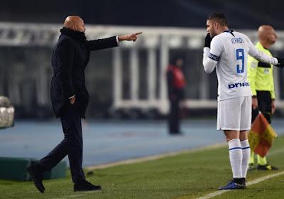 "Luciano Spallettifracasse Mauro Icardi : ""C'est humiliant !"""