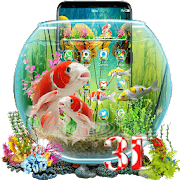 App 3D Aquarium Japaneses Koi Fish APK for Windows Phone