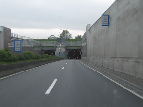 Photo: Wesertunnel