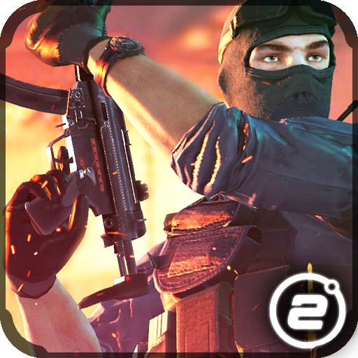 Counter Terrorist 2-Gun Strike