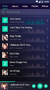 Music Player Pro Screenshot