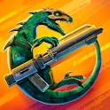 Dino Squad OLD. TPS Action With Huge Dinos icon