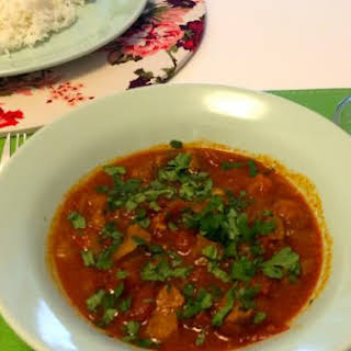 Pork Vindaloo - A Classic Indian Curry.