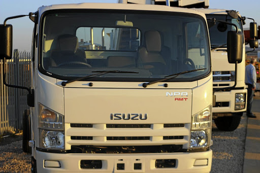 The N-Series dominated the medium commercial vehicle segment again.
