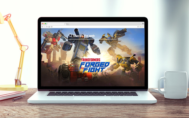 Transformers: Forged to Fight Tab Game Theme