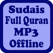 Sudais Full Quran MP3 Offline