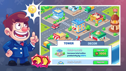 Idle Prison Tycoon: Gold Miner Clicker Game cheat screenshots 4