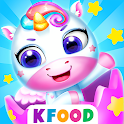 My Little Unicorn: Games for Girls icon