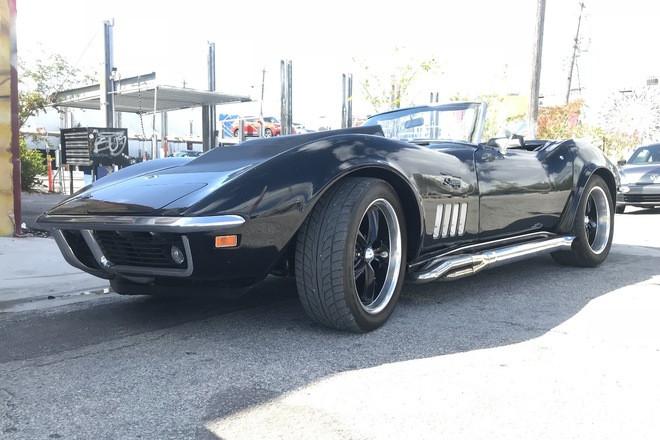 1969 Corvette Stingray Hire 2100 NW 42nd Ave