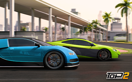 Top Speed 2: Drag Rivals & Nitro Racing apkpoly screenshots 7