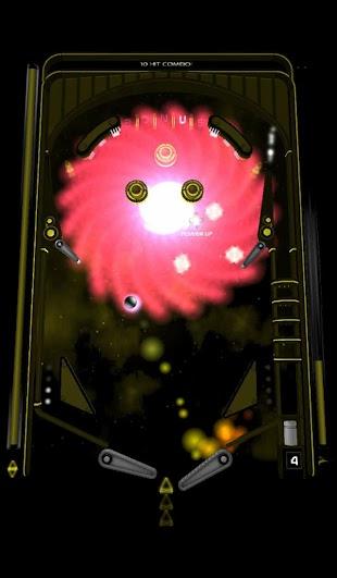 Hyperspace Pinball- screenshot thumbnail