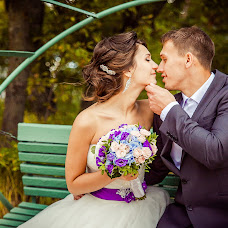 Wedding photographer Nataliya Kolokolova (NataliPronina). Photo of 01.02.2016