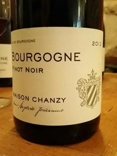 Logo for Maison Chanzy Bourgogne Rouge