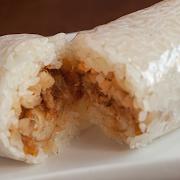 Salty Glutinous Pork Rice Roll
