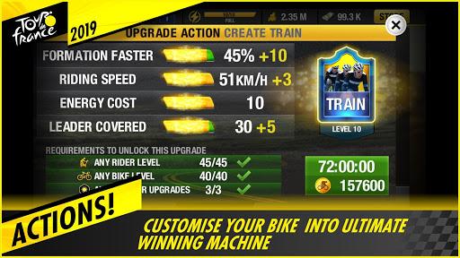 Tour de France 2019 Official Game - Sports Manager 2.0.8 screenshots 7