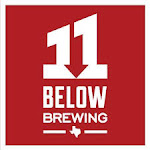 Logo of 11 Below Negative Space