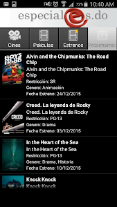 La Cartelera App screenshot 8