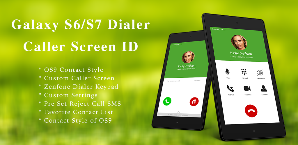 Caller Screen Galaxy S8/S9 Id 1 12 Apk Download - com