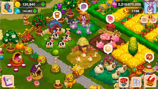 Royal Farm: Wonder Valley 1.20.1 screenshots 16