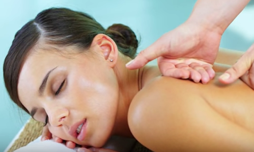 video full body massage - náhled