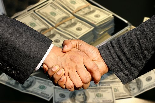 Conclusion Of The Contract, Handshake
