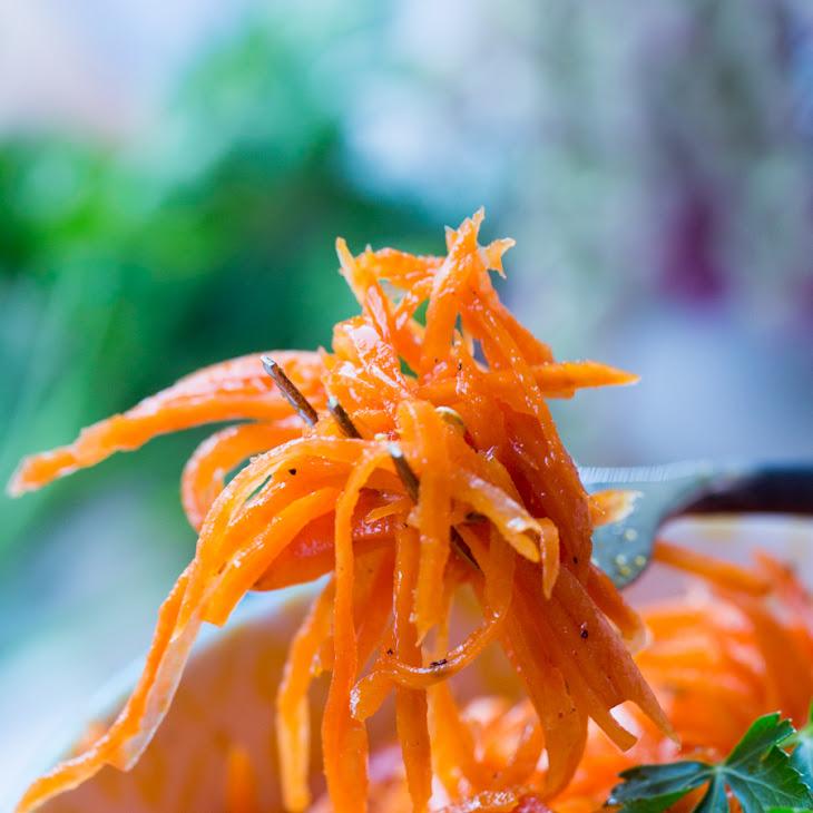 Spicy Korean Carrots Recipe