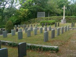Photo: Le cimetière des diaconnesses de St-Loup
