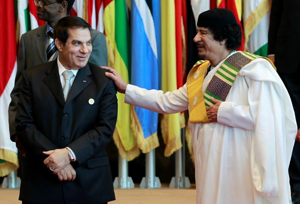Zine El Abidine Ben Ali, die afgesette Tunisië, sterf in ballingskap