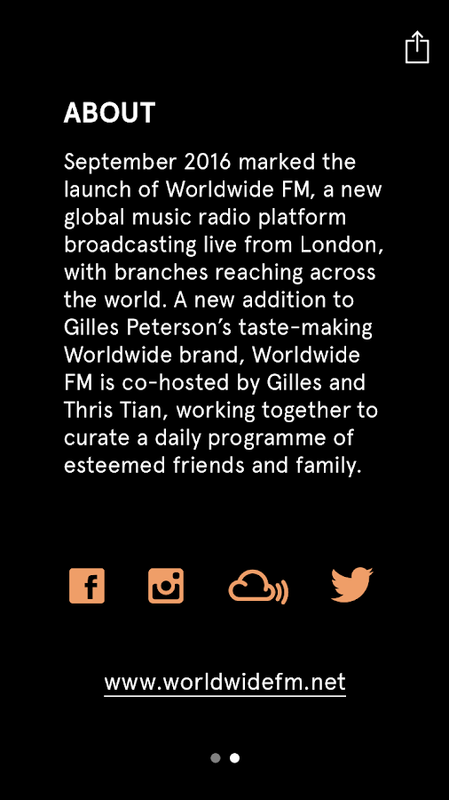Worldwide FM (US/Canada)- screenshot