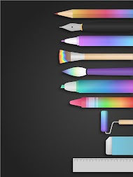 PaperDraw:Paint Draw Sketchbook APK screenshot thumbnail 16