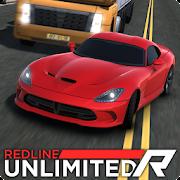 Redline: Unlimited MOD APK aka APK MOD 1.02 (Unlimited Money)