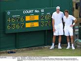 John Isner en Nicolas Mahut speelden in 2010 langste tenniswedstrijd ooit