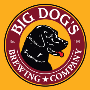 Logo of Big Dog's Red Hydrant Ale