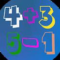 Basic Math Game icon