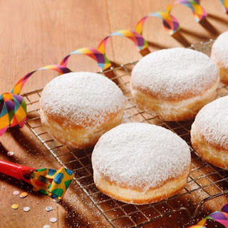 Fastnachts (Potato Doughnuts)