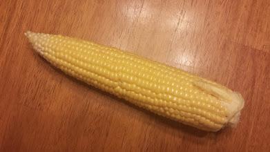 Photo: My corn cob has a penis.